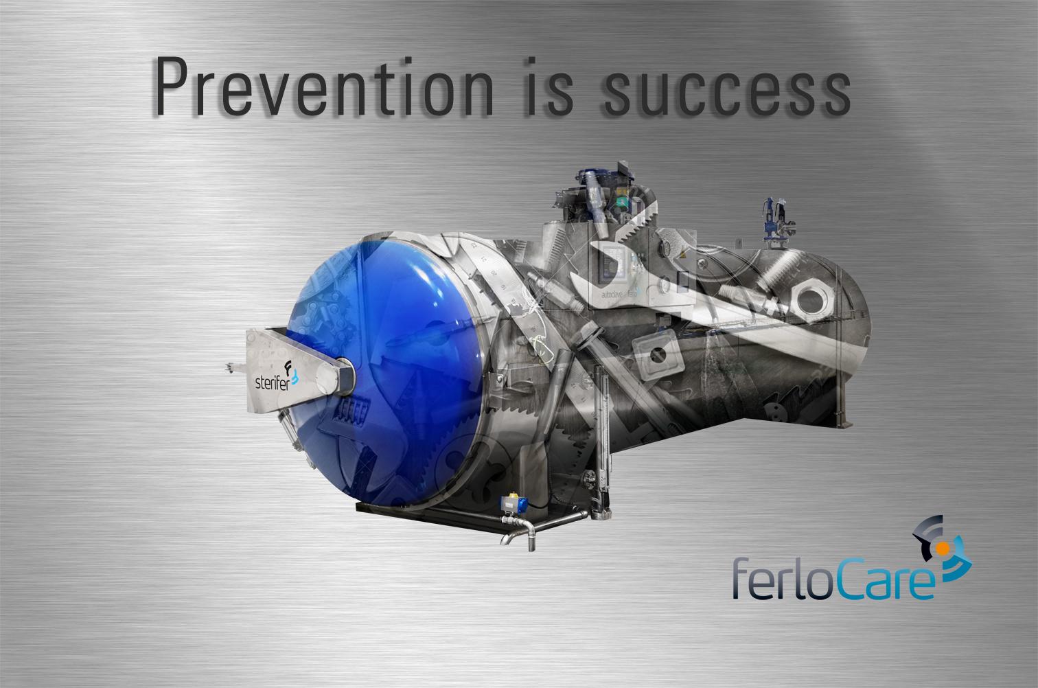 Prevention is success | Rentabiliza tu autoclave
