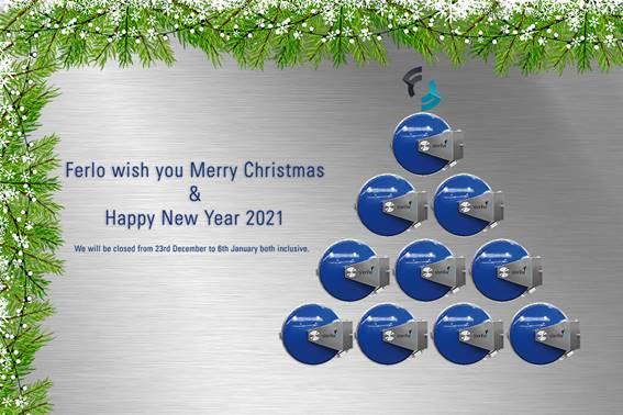 С Рождеством и счастливым 2021 годом!